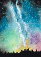 Magical Night Sky Fine-Art Print