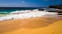 Oahu Shore Waves Fine-Art Print