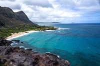 Oahu Cliffs Fine-Art Print