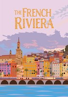 The French Riviera Fine-Art Print