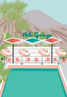 Welcome to Palm Springs Fine-Art Print
