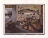 Trout Valley Fine-Art Print