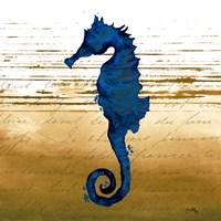 Coastal Blue III Fine-Art Print