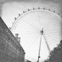 London Sights II Fine-Art Print