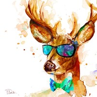 Cool Deer Fine-Art Print
