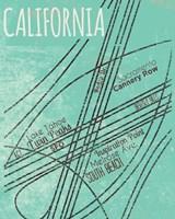 California Roads Fine-Art Print