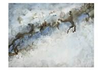 Ice Flow 1 Fine-Art Print