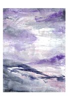 Purple Wind 1 Fine-Art Print