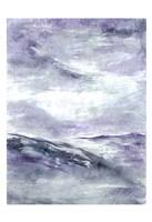 Purple Wind 2 Fine-Art Print
