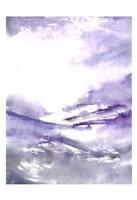 Purple Wind 3 Fine-Art Print