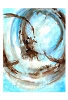 Blue Blowout Fine-Art Print