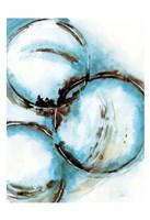 Blue Blowout 5 Fine-Art Print