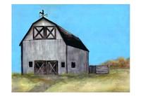 Relaxing Barn Fine-Art Print
