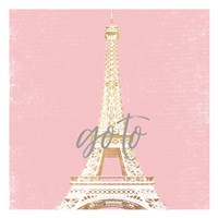 Paris Go To Fine-Art Print