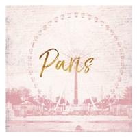 Paris Paris Fine-Art Print