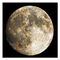 Lunar Metallics 1 Fine-Art Print
