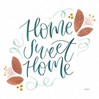 Home Sweet Home I Fine-Art Print