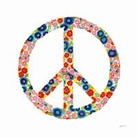 Peace and Love I Fine-Art Print