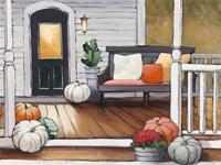 October Evening Fine-Art Print