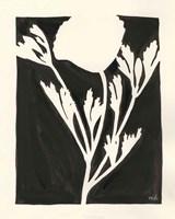 Joyful Spring II Black Fine-Art Print