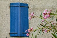 Window Of Manosque Home In Provence Fine-Art Print