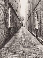 Narrow Alley Fine-Art Print