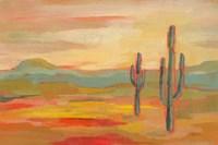 Desert Saguaro Fine-Art Print