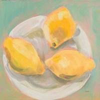 Life and Lemons I Fine-Art Print