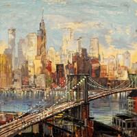 Sera su Manhattan Fine-Art Print