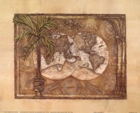 Terra Graphic I Fine-Art Print