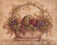 Harvest Fruit I Fine-Art Print
