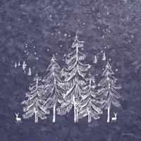 Blue Winter Fine-Art Print