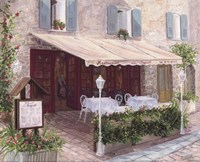 Restaurant Fine-Art Print