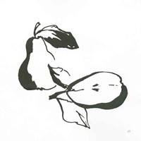 Pears BW Fine-Art Print