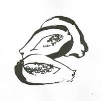 Papaya BW Fine-Art Print