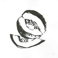 Cantaloupe I BW Fine-Art Print
