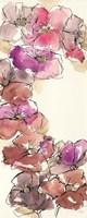 Passion Poppy Panel I Fine-Art Print
