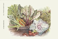 Vegetable Display Fine-Art Print