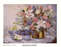 Willow and Apples Fine-Art Print