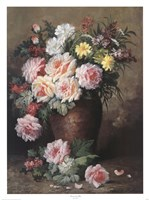 Roses and Lilac Fine-Art Print