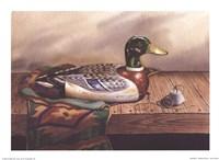 Mallard Decoy Fine-Art Print