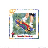 Skateboard Fine-Art Print