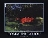 Motivational - Communication Fine-Art Print