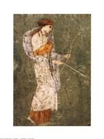 Pompei-Diana Fine-Art Print