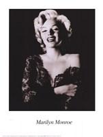 Marilyn Monroe - dark portrait Fine-Art Print