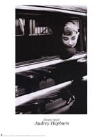 Audrey Hepburn Fine-Art Print