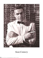 Sean Connery Fine-Art Print