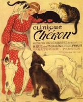 Clinique Cheron Fine-Art Print