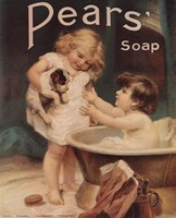 Pear's Soap Fine-Art Print