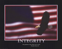 Patriotic-Integrity Fine-Art Print